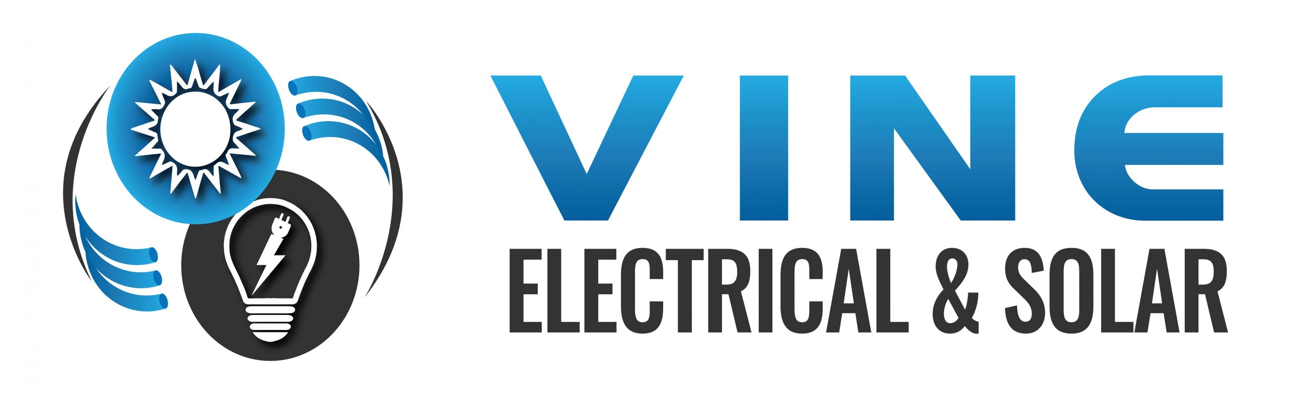 Vine Electrical and Solar Logo